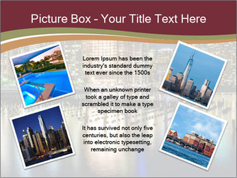 Newport section of Jersey City PowerPoint Template - Slide 24