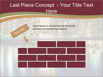 Newport section of Jersey City PowerPoint Template - Slide 46