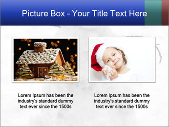 A lonely snowman PowerPoint Template - Slide 18