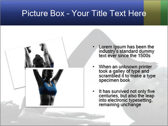 One caucasian woman PowerPoint Templates - Slide 20