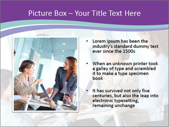 Lovely business ladies PowerPoint Template - Slide 13