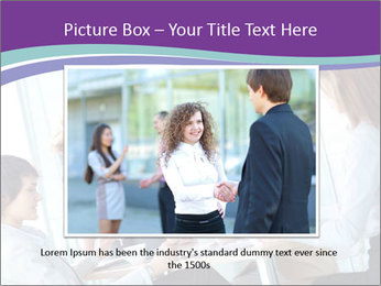 Lovely business ladies PowerPoint Template - Slide 15