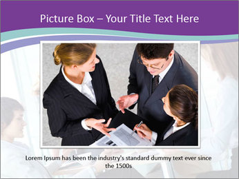 Lovely business ladies PowerPoint Template - Slide 16