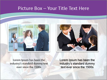 Lovely business ladies PowerPoint Template - Slide 18