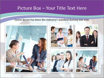 Lovely business ladies PowerPoint Templates - Slide 19