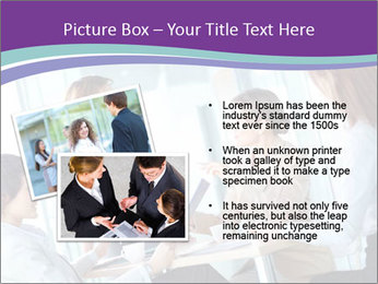 Lovely business ladies PowerPoint Template - Slide 20