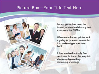 Lovely business ladies PowerPoint Template - Slide 23