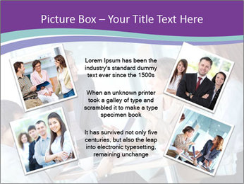 Lovely business ladies PowerPoint Template - Slide 24