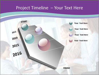 Lovely business ladies PowerPoint Templates - Slide 26