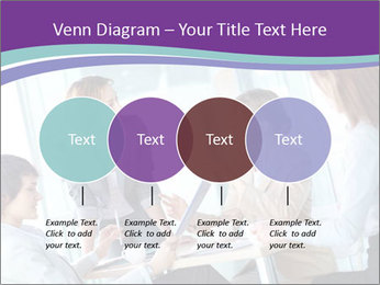 Lovely business ladies PowerPoint Templates - Slide 32