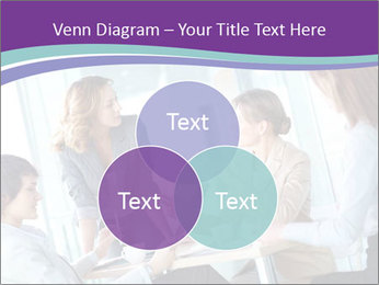 Lovely business ladies PowerPoint Templates - Slide 33