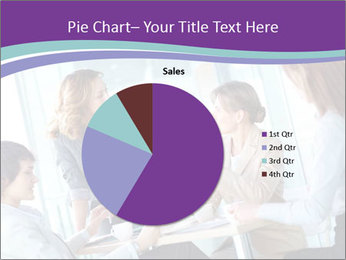 Lovely business ladies PowerPoint Template - Slide 36