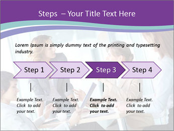 Lovely business ladies PowerPoint Templates - Slide 4