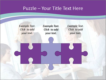 Lovely business ladies PowerPoint Templates - Slide 42
