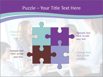 Lovely business ladies PowerPoint Templates - Slide 43