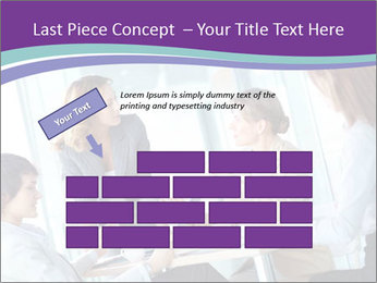 Lovely business ladies PowerPoint Templates - Slide 46