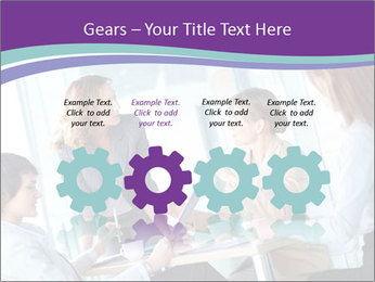 Lovely business ladies PowerPoint Templates - Slide 48