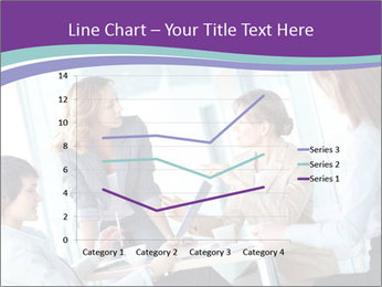 Lovely business ladies PowerPoint Template - Slide 54