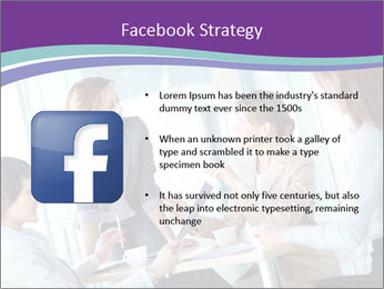 Lovely business ladies PowerPoint Templates - Slide 6