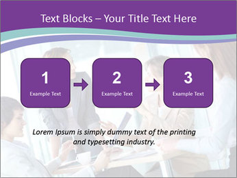 Lovely business ladies PowerPoint Templates - Slide 71