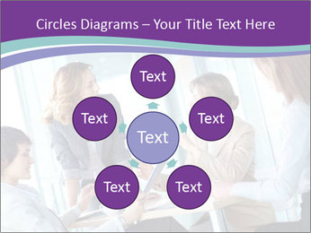 Lovely business ladies PowerPoint Templates - Slide 78
