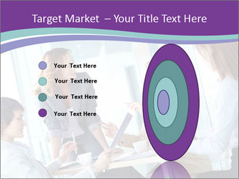 Lovely business ladies PowerPoint Templates - Slide 84