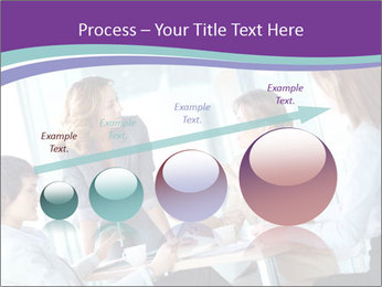Lovely business ladies PowerPoint Templates - Slide 87