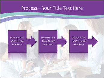 Lovely business ladies PowerPoint Templates - Slide 88