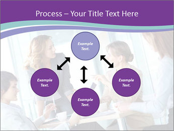 Lovely business ladies PowerPoint Templates - Slide 91