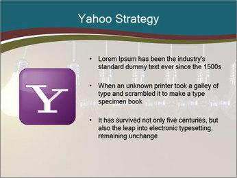 Light bulbs PowerPoint Template - Slide 11