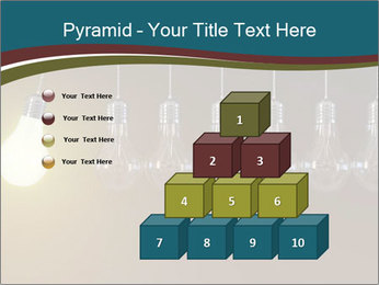 Light bulbs PowerPoint Template - Slide 31