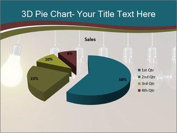 Light bulbs PowerPoint Templates - Slide 35