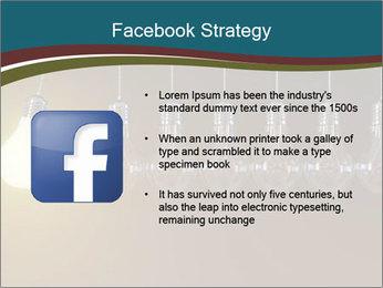 Light bulbs PowerPoint Template - Slide 6