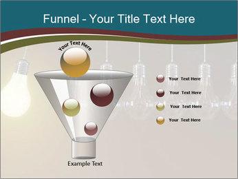 Light bulbs PowerPoint Template - Slide 63
