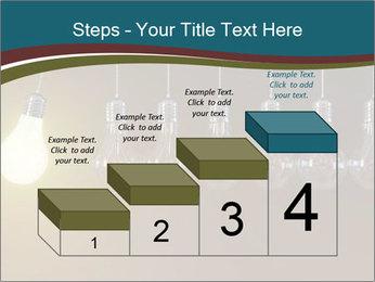 Light bulbs PowerPoint Templates - Slide 64