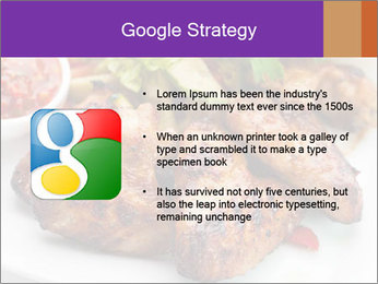 Hot Meat Dishes PowerPoint Template - Slide 10