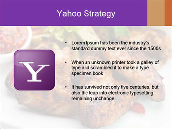 Hot Meat Dishes PowerPoint Template - Slide 11