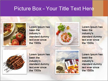 Hot Meat Dishes PowerPoint Template - Slide 14