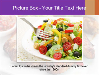 Hot Meat Dishes PowerPoint Template - Slide 15