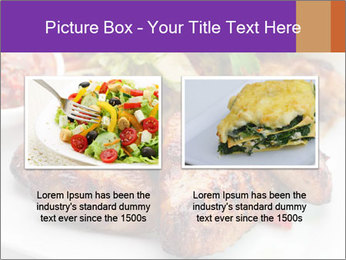 Hot Meat Dishes PowerPoint Template - Slide 18