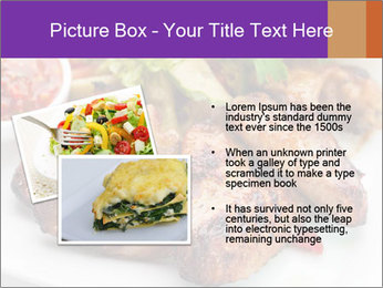 Hot Meat Dishes PowerPoint Template - Slide 20