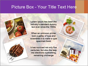 Hot Meat Dishes PowerPoint Template - Slide 24