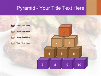 Hot Meat Dishes PowerPoint Template - Slide 31