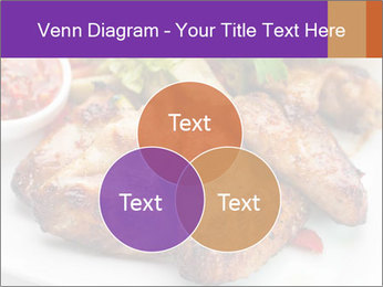 Hot Meat Dishes PowerPoint Template - Slide 33