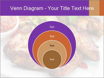 Hot Meat Dishes PowerPoint Template - Slide 34