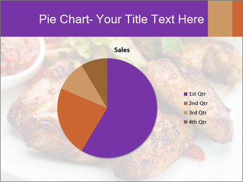 Hot Meat Dishes PowerPoint Template - Slide 36