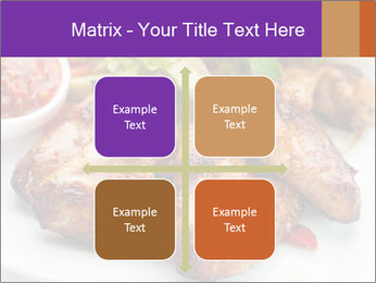 Hot Meat Dishes PowerPoint Template - Slide 37