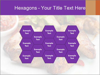 Hot Meat Dishes PowerPoint Template - Slide 44