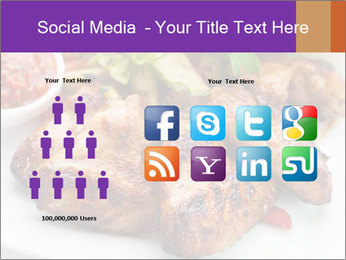 Hot Meat Dishes PowerPoint Template - Slide 5