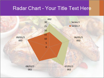 Hot Meat Dishes PowerPoint Template - Slide 51